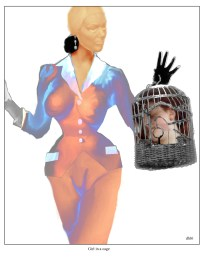 girl-in-a-cage