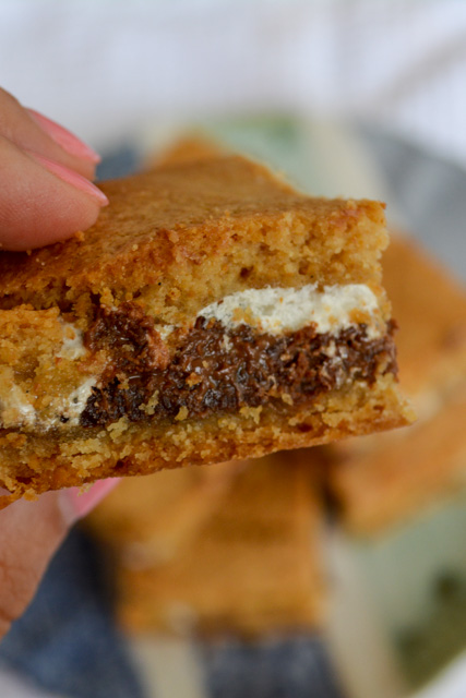 Baked S'mores Bars-04