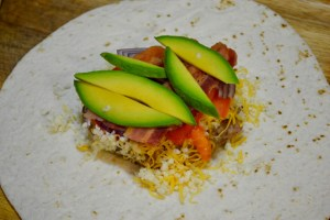 Cali Turkey Burger Quesadillas_06