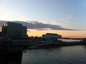 boston skyline sunset_02