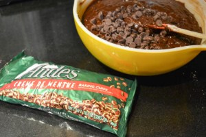 Andes Mint Chip Brownies-6