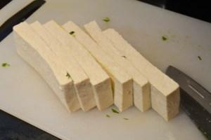 Crispy Tofu Tacos with a Mango Salsa-7