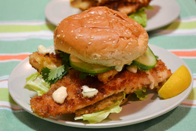 Crispy Asian Fish Sandwiches-2
