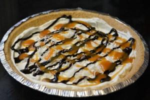 Frozen Samoa Cookie Pie-7