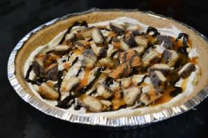 Frozen Samoa Cookie Pie-9