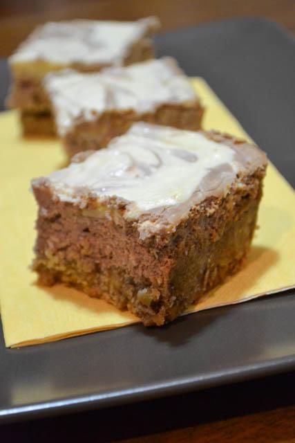 Swirly Cheesecake Bars