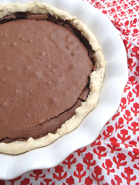 Chocolate Chess Pie_03