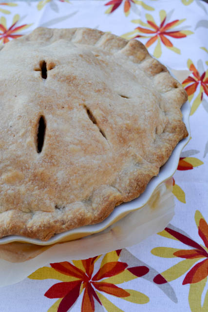 Deep Dish Apple Pie-4