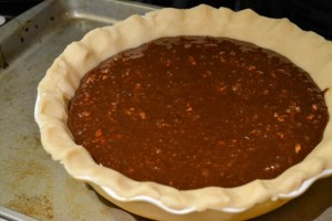 German's Chocolate Pie-10