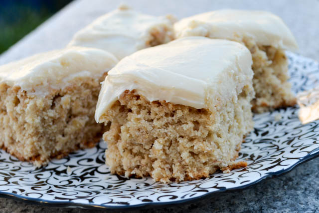 Peanut Butter Banana Bars with Frosting-2