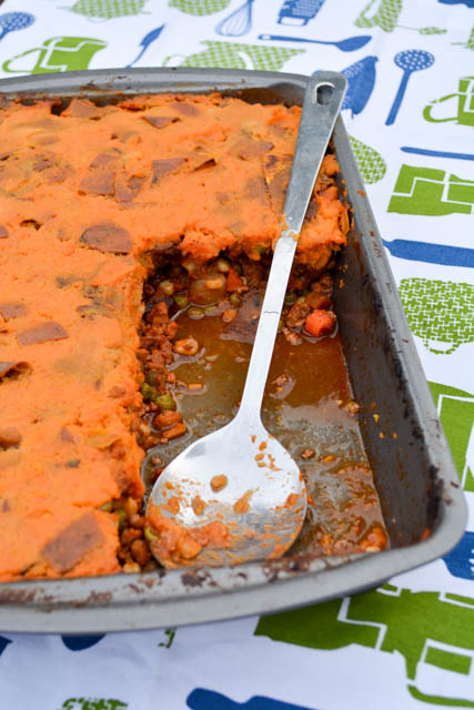 Sweet Potato Turkey Shepard's Pie-4