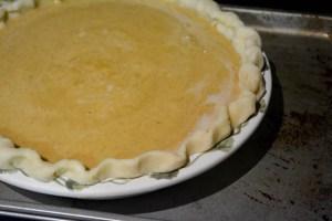 Classic Pumpkin Pie-9