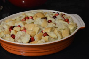 Cranberry French Toast Casserole-9