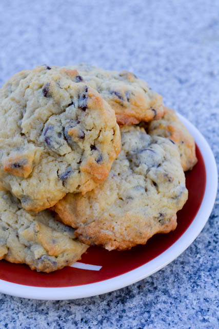 Cream Cheese Chocolate Chip Cookies-1