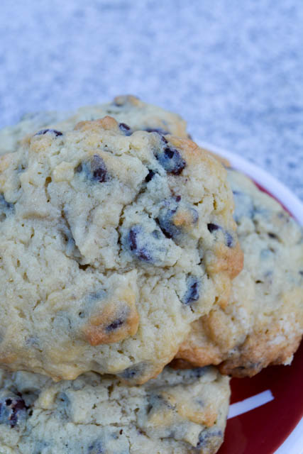 Cream Cheese Chocolate Chip Cookies-3