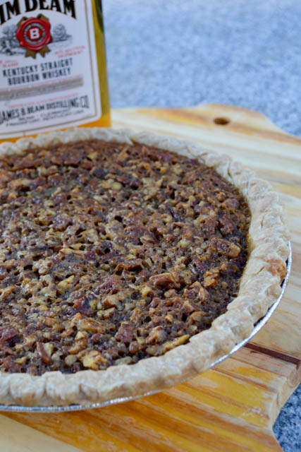 Bourbon Pecan Pie-02