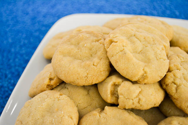 Brown Butter Sea Salt Cookies-2