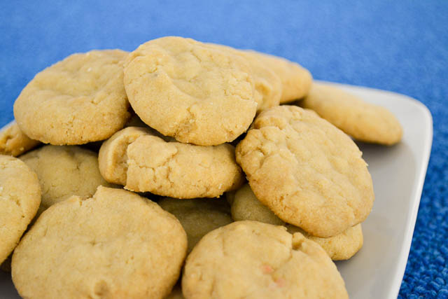 Brown Butter Sea Salt Cookies-4