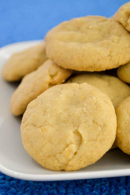 Brown Butter Sea Salt Cookies-5