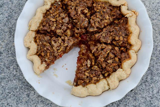 Fruit Cake Pie-3
