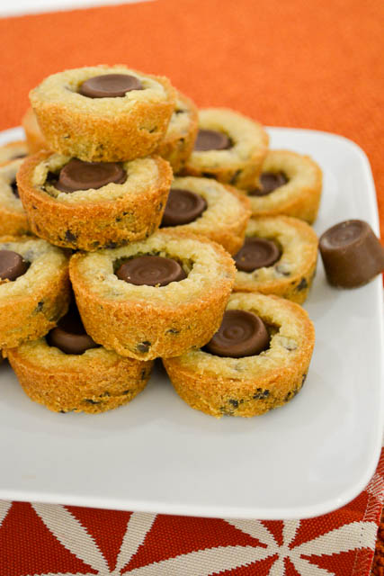 Rolo Cookie Cups-3