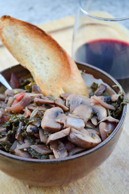 Mushroom Stew-6