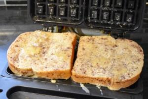 Waffled French Toast-8
