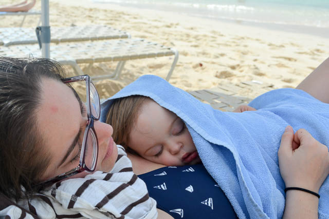 How to Successfully Cruise with a Infant or Toddler- Tips and Tricks