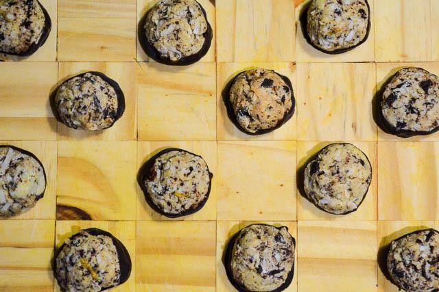 Chocolately Biscotti Bites-3