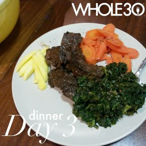 Whole 30_3 dinner