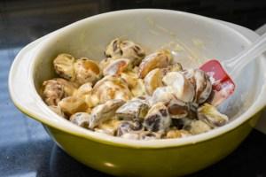 New Potato & Radish Salad w Truffle Oil Dressing-8