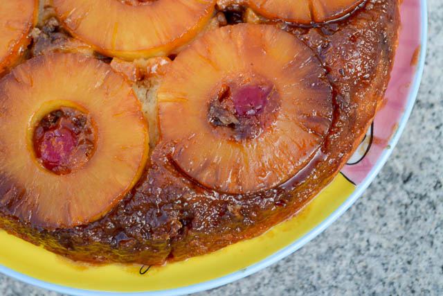 Pineapple Upside Down Cake-4