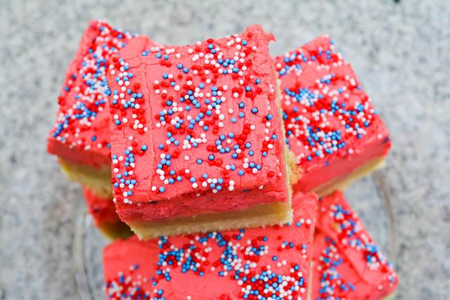 Sugar Cookie Bars-4