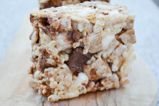 S'mores Rice Krispie Treats-4