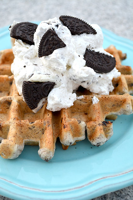 Cookies and Cream Dessert Waffles_02