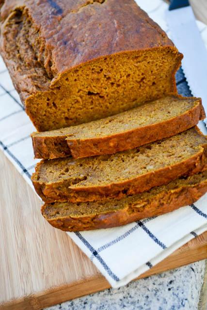 Pumpkin Banana Bread-4