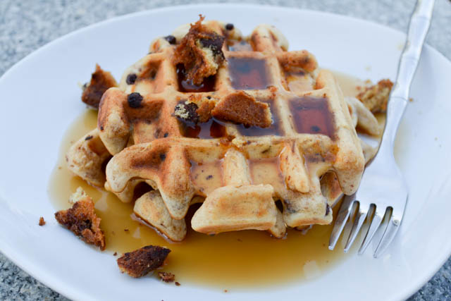 Chocolate Chip Cookie Waffles-01