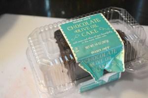 5 Minute Chocolate and Strawberry Shortcake