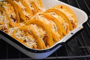 Extra Cheesy Baked Tacos-09