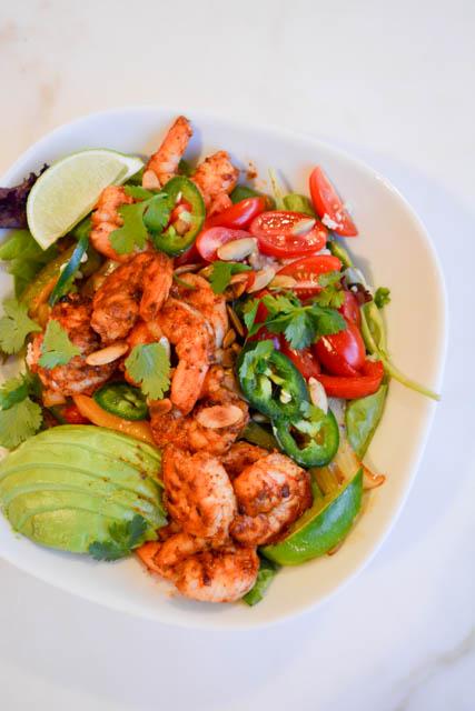 Shrimp Taco Bowls-2