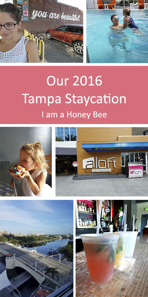 2016 Tampa Staycation