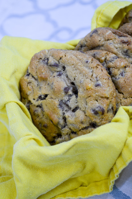 Double Tree Chocolate Chip Cookies-2