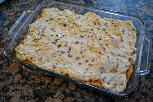 Smores Chocolate Chip Cookie Bars-8