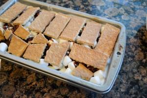 S'mores Ice Box Cake-9