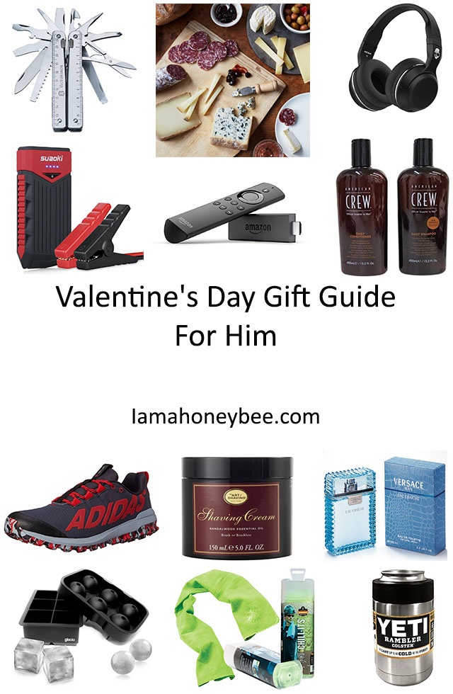 Valentines Day Gift Guide For Him I Am A Honey Bee