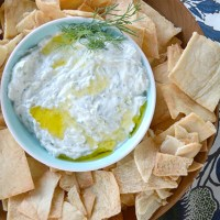 Authentic Homemade Tzatziki Sauce