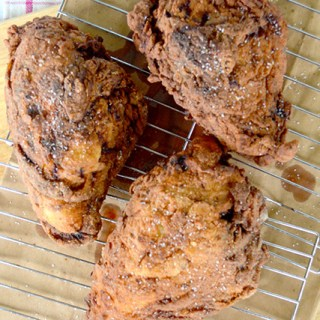 How to Make The Best Crispiest Fried Chicken Ever