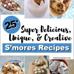 Collage of S'mores Recipes
