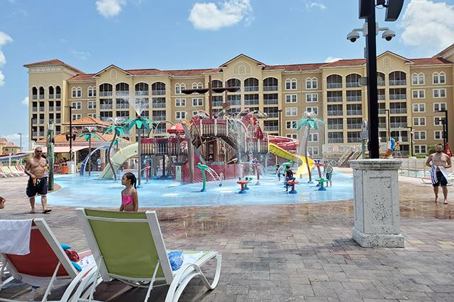 Shipwreck Water Park at Westgate Resort In FL