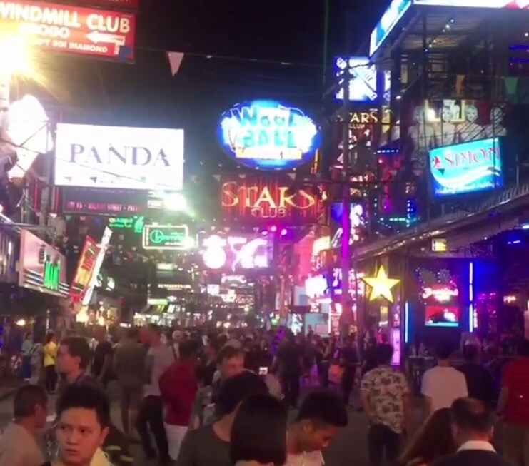 Is Pattaya really a land of Prostitution?